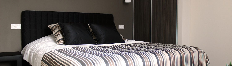 suite hotel lens chambre